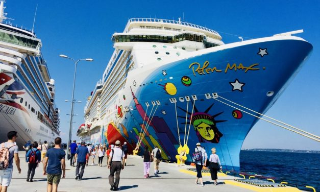 Cruise Lines & Travel Suffers During Heightened Virus Scare