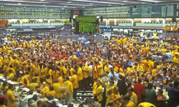 Chicago Exchanges Rally Again as CME and CBOE Turn Higher