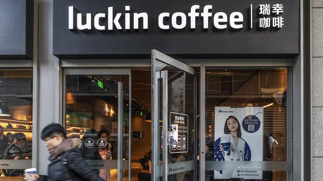 Luckin Cofee (LK) CEO Shares Liquidated