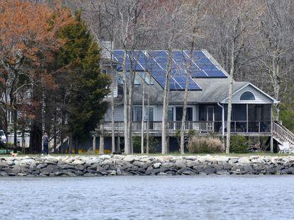 Kennedy Canoers Missing off Maryland Coast