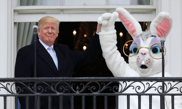 Markets Gapping Higher with an Easter Rally