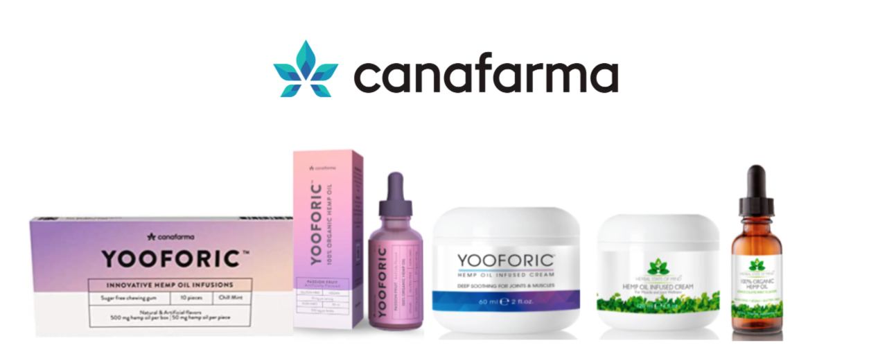 CanaFarma Hemp Products Corp. Outlines its Immediate Plans For Continuous Development of Innovative Hemp Oil-Based Consumer Products