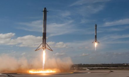 SpaceX Launch Under Watchful Eye of Bitcoin HODLr's