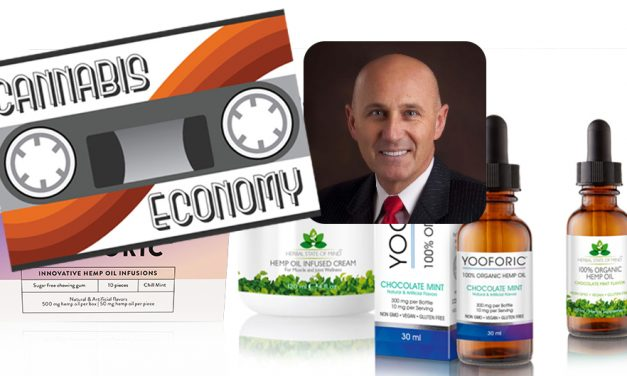 CanaFarma's CEO, David Lonsdale, Sits Down For an Interview Sharing Personal Experience with Products