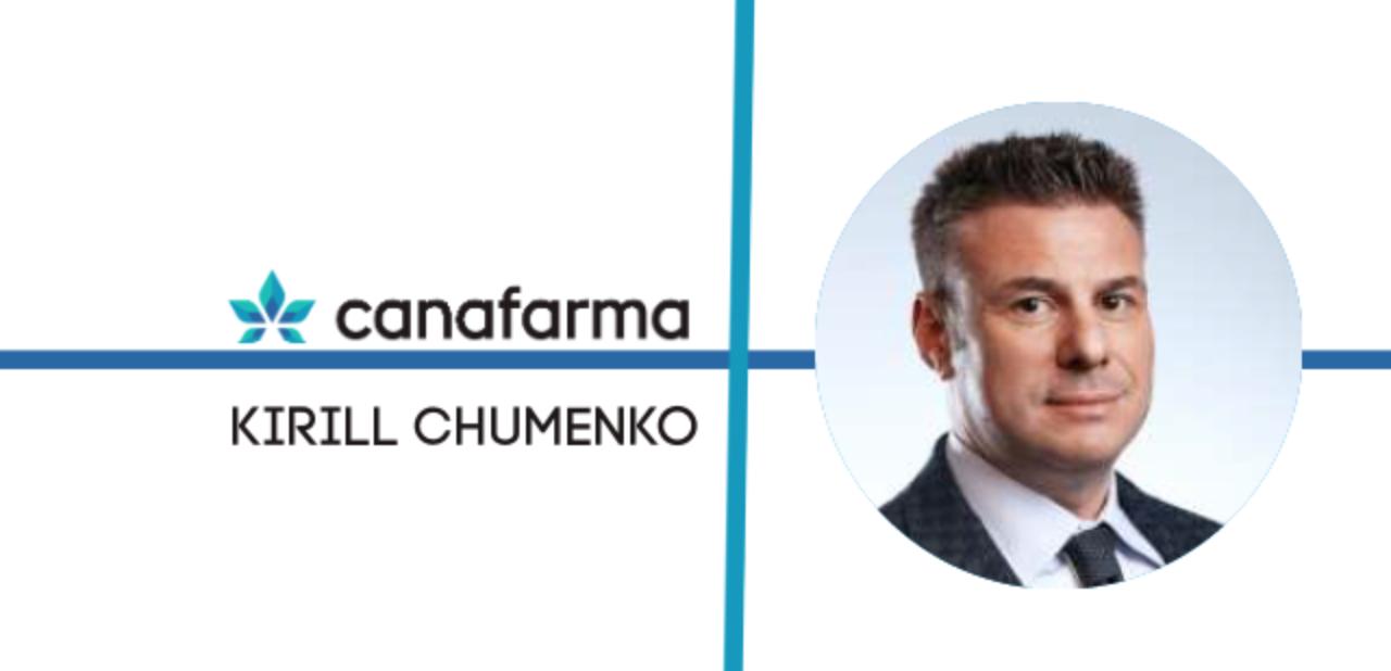 CanaFarma 'Kirill Chumenko' Now Serves as Senior Vice President
