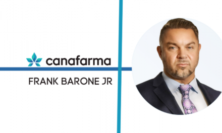 Season Executive Frank Barone Helps Lead Rising Company CanaFarma as Company's Chief Operating Officer
